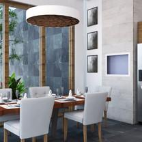 Dining Area Interior View - Residence Jatiwaringin