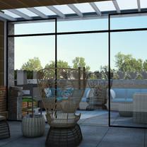 Lounge Interior View - Residence Jatiwaringin