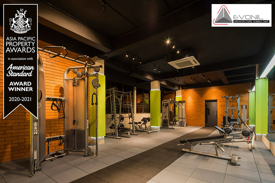 Baramulti Fitness Group - Evonil Archite