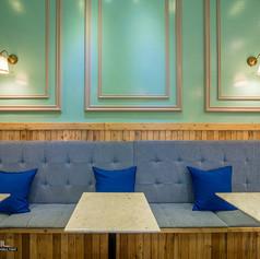 Interior view - EZO CHEESECAKES Bakery Pantai Indah Kapuk