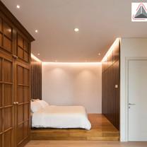 Master Bedroom Interior View - Regatta Apartment