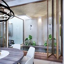 Plunge Pool Interior View - Residence Grisenda