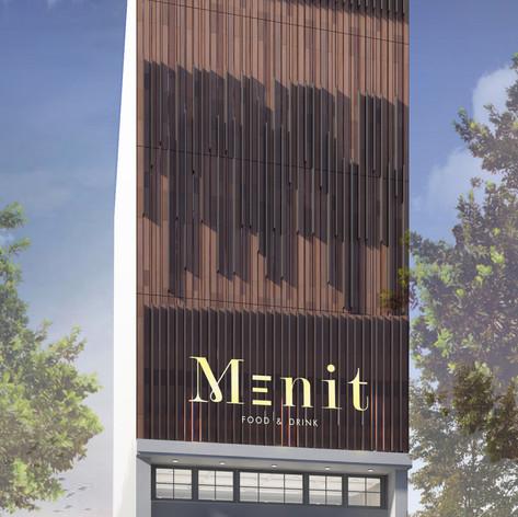Exterior View - MENIT Restaurant Muara Karang