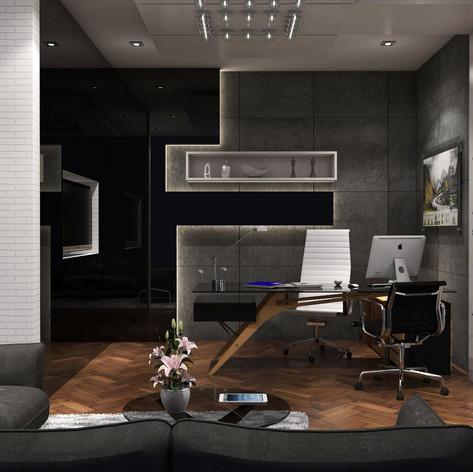 Office View - Residence Pangkalan Bun