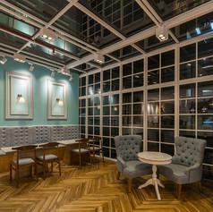Interior View - EZO CHEESECAKES Mall Kelapa Gading