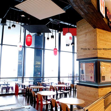 Interior View - HONTANG Mall Baywalk