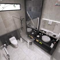 Bathroom View - Residence Pluit Timur