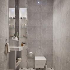 Toilet Interior View - Residence Grisenda
