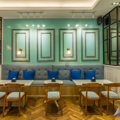 Interior view - EZO CHEESECAKES Bakery Mall Taman Anggrek