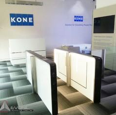 Interior View - KONE Showroom