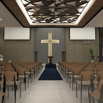 Interior View - GBIS Church Balikpapan