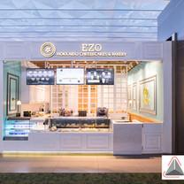 Interior View - EZO CHEESECAKES Bakery Terminal 3 Soekarno Hatta Jakarta