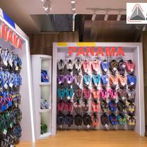 Booth PANAMA Sandal - Kelapa Gading Mall