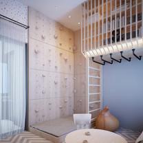 Play Room Interior View - Residence Grisenda