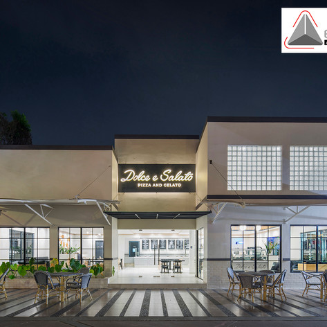 Exterior View - DOLCE E SALATO Mall Flavor Bliss