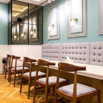 Interior view - EZO CHEESECAKES Bakery Tunjungan Plaza Mall