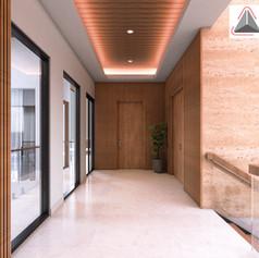 Corridor View - Residence Sunter Hijau