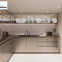 Kitchen Interior View - Residence Sunter Hijau
