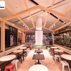 Interior View - HONGTANG Mall Gandaria City