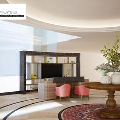 Reception Desk Marriott Hotel Vie