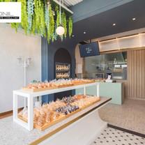 Interior KAIBAIBO Bakery - EVONIL Architecture