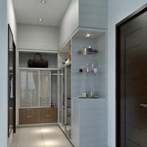 Closet Interior View - Villa Gunung Geulis