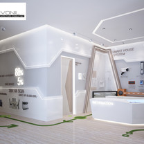 Interior View - SKYHOUSE BSD+ Experience Hall