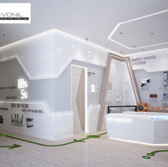 Interior View - SKYHOUSE BSD+ Experience Hall