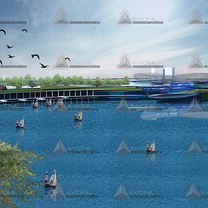 Waduk Pluit Proposal - Evonil Architecture.