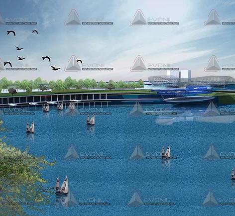 Waduk Pluit Proposal - Evonil Architecture.