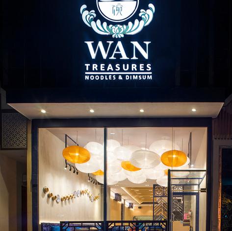 Exterior View - WAN TREASURES Restaurant
