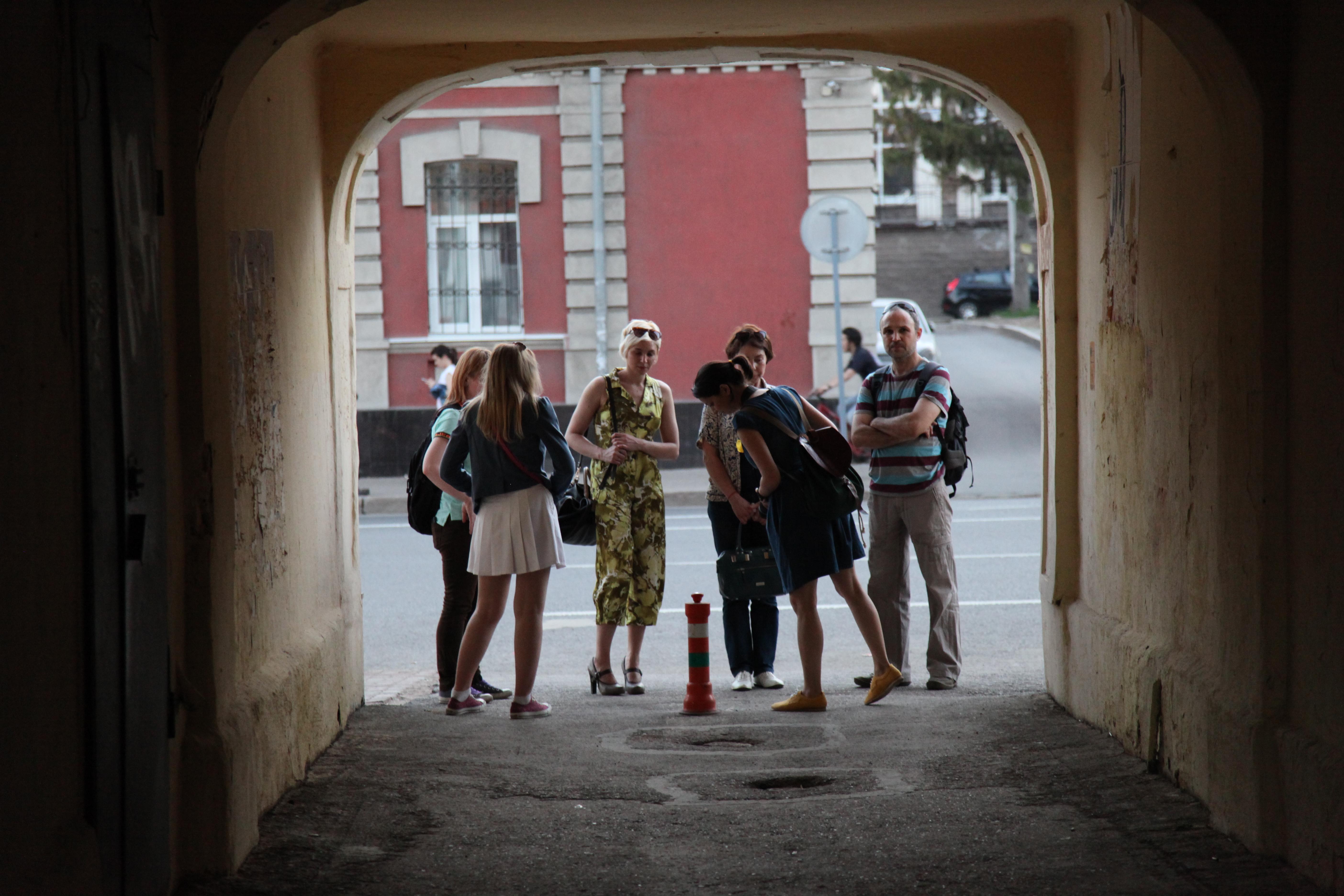 Творческая площадка в городе Уфа