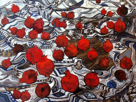 Набор на курс масляной живописи