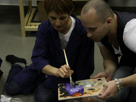 Дневной класс с Женей Севастьяновым