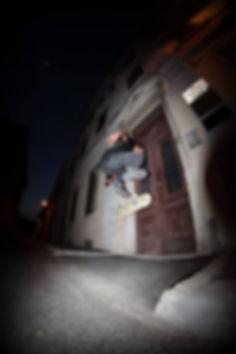 Patrik Prhat keitre skateboards