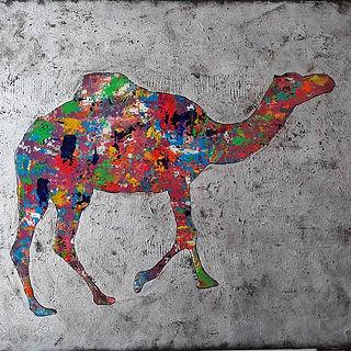Colours of the Desert 6 (Camel).jpg