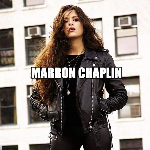 MARRON CHAPLIN