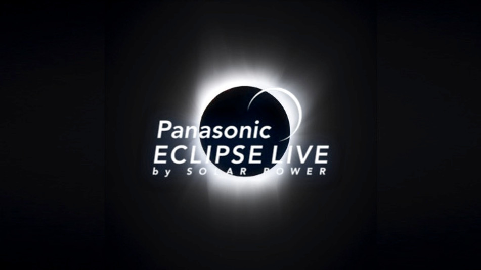 Panasonic / Eclipse Live by Solar Power