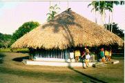 Escola da aldeia XARA - AMEHEPAIE