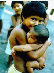 Crianças_Waimiri_Atroari2