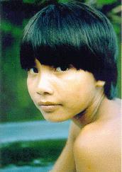 Jovem Waimiri Atroari