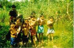 Crianças_Waimiri_Atroari3