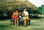 Família_Waimiri_Atroari