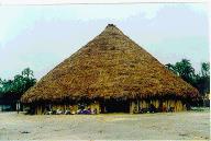 Maloca Waimiri Atroari (MYDY) - aldeia MYNAWA