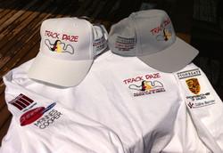 Track Daze gear
