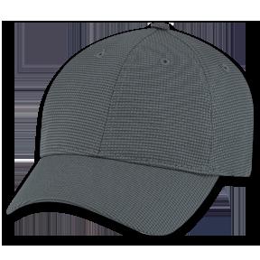 Silver Nano cap in charcoal