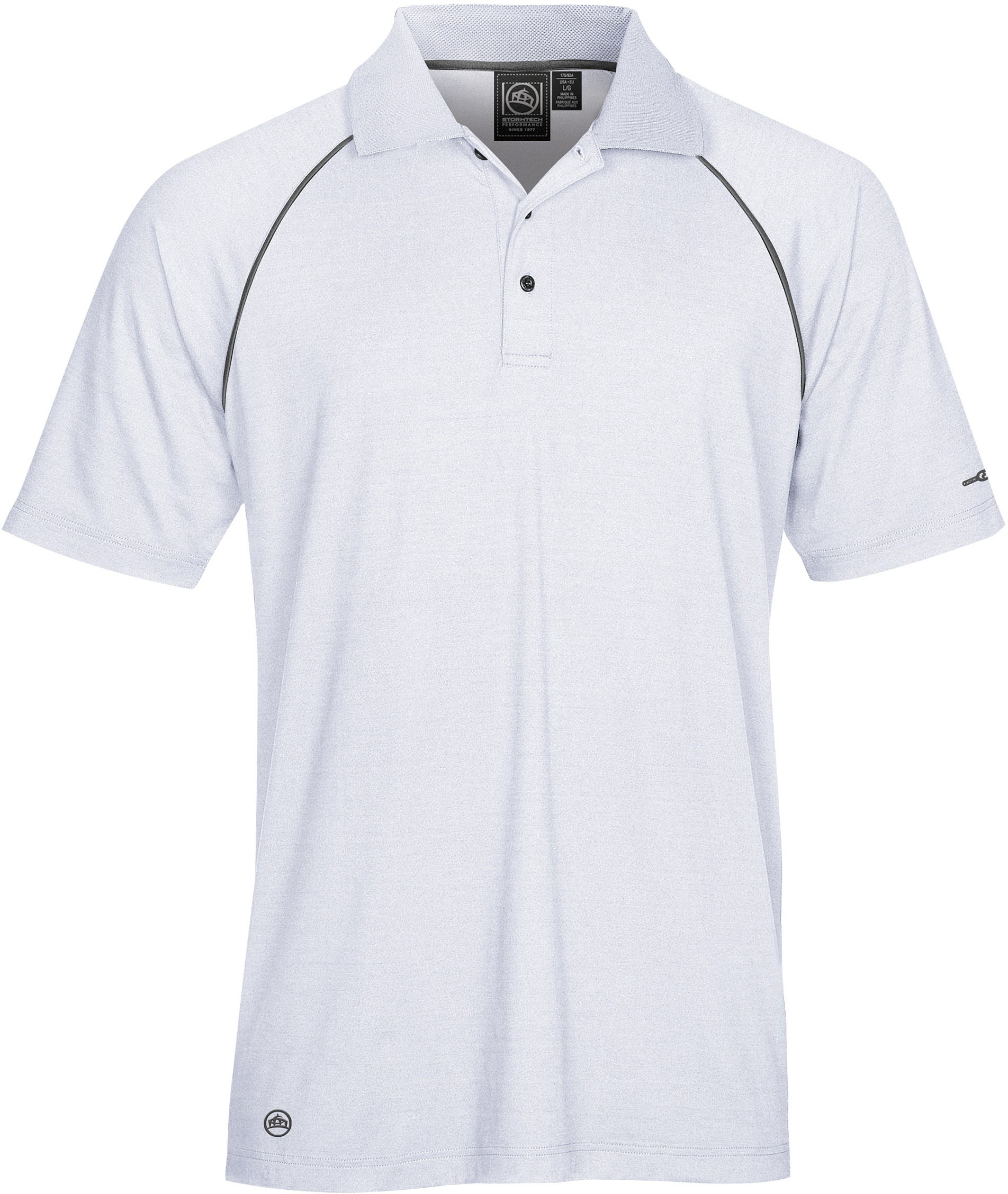 Mens Piranha Performance Polo