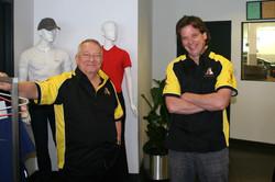 Ian & Darren, 2014 Open House