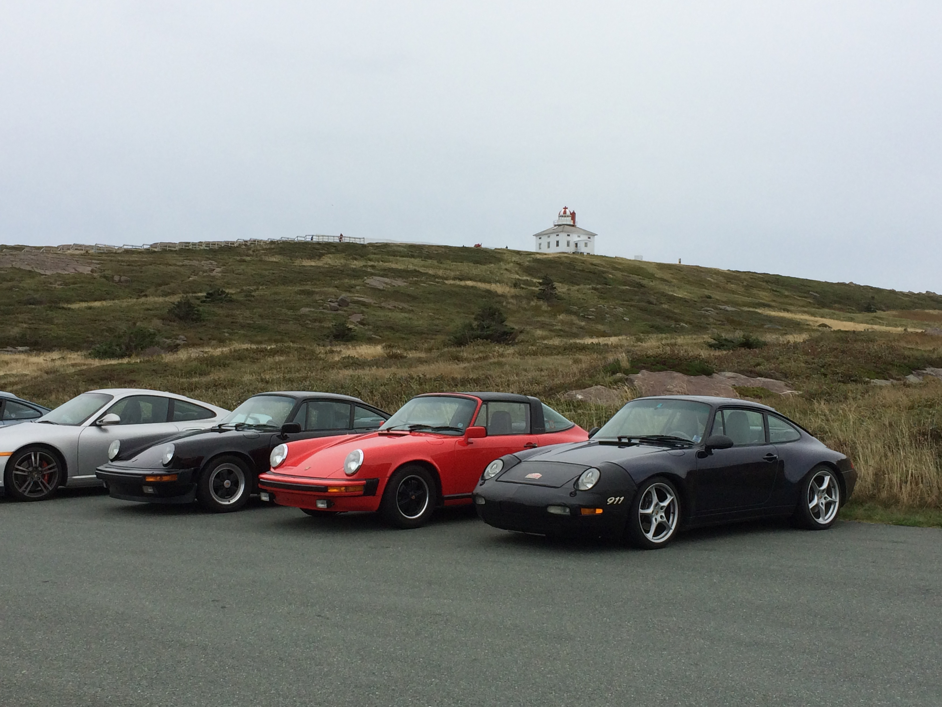Cape Spear, 2014 NL Tour