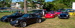 Porsches on the Lawn - 2019/08/07